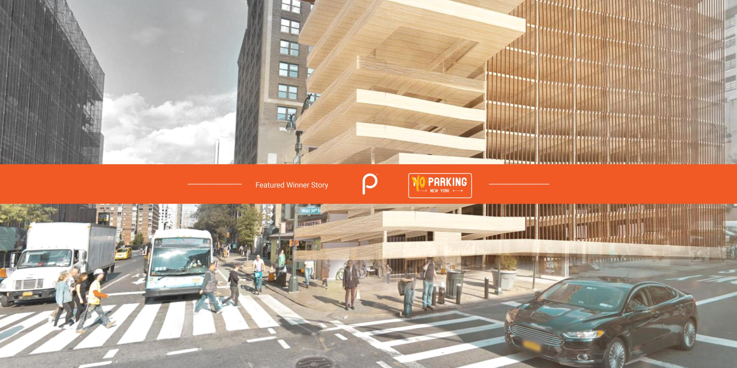 Reimagining Urban Parking